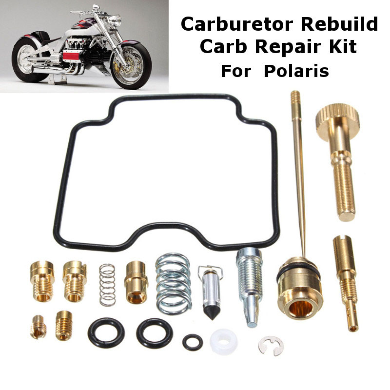 2003 2004 2005 2006 2007 HIFROM Carburetor Rebuild Kit Carb Repair for Polaris Predator 500 2003-2007