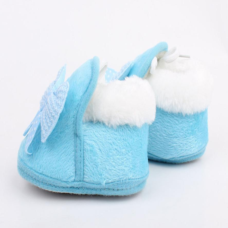 BMF TELOTUNY Fashion Infant Baby shoes Walking Toddler Girls Boys Crib Shoes Soft Cotton polyester fabric Boots Apr25 Drop Ship