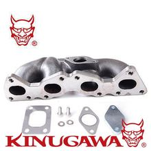 Kinugawa Turbo набор коллектора T25 фланец низкое крепление для peugeot 206 GT 1.6L