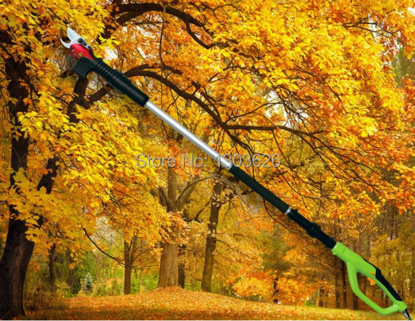 CE certificate orchard and font b garden b font electric pole scissors forged blade