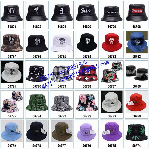 2015 5 colors Poloed Brand Summer Bucket Hats For Men Women Sport Team  Bucket 100% Cotton Bob Chapeu Fishing Cap eab2fb1de7d