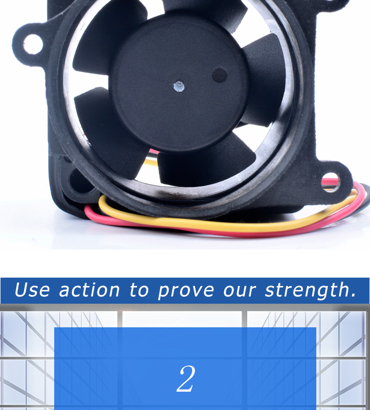 Brand new original Y.S FD124020EB 4cm 4020 40x40x20mm 40mm fan 12V 0.12A switch power supply cooling fan
