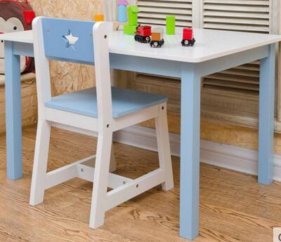 Childrens furniture combination suit babys desk ...