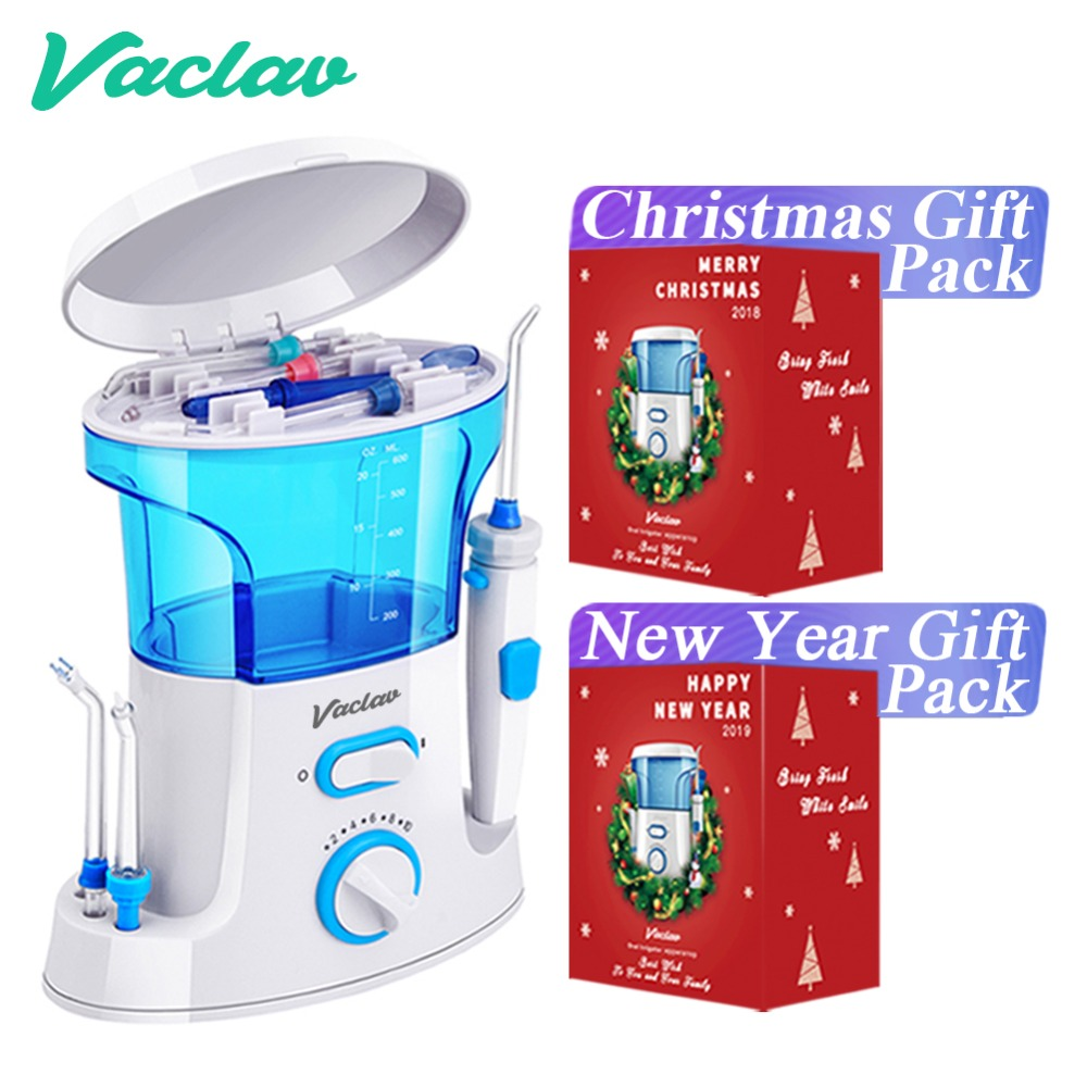 Vaclav Dental Flosser Oral Dental Irrigator Water Flosser Dental Floss Water Floss Tooth Pick Dental Water Jet Oral Irrigation купить в Москве 2019
