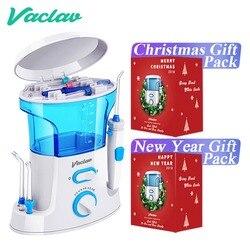 Vaclav Dental Flosser Oral Dental Irrigator Water Flosser Dental Floss Water Floss Tooth Pick Dental Water Jet Oral Irrigation