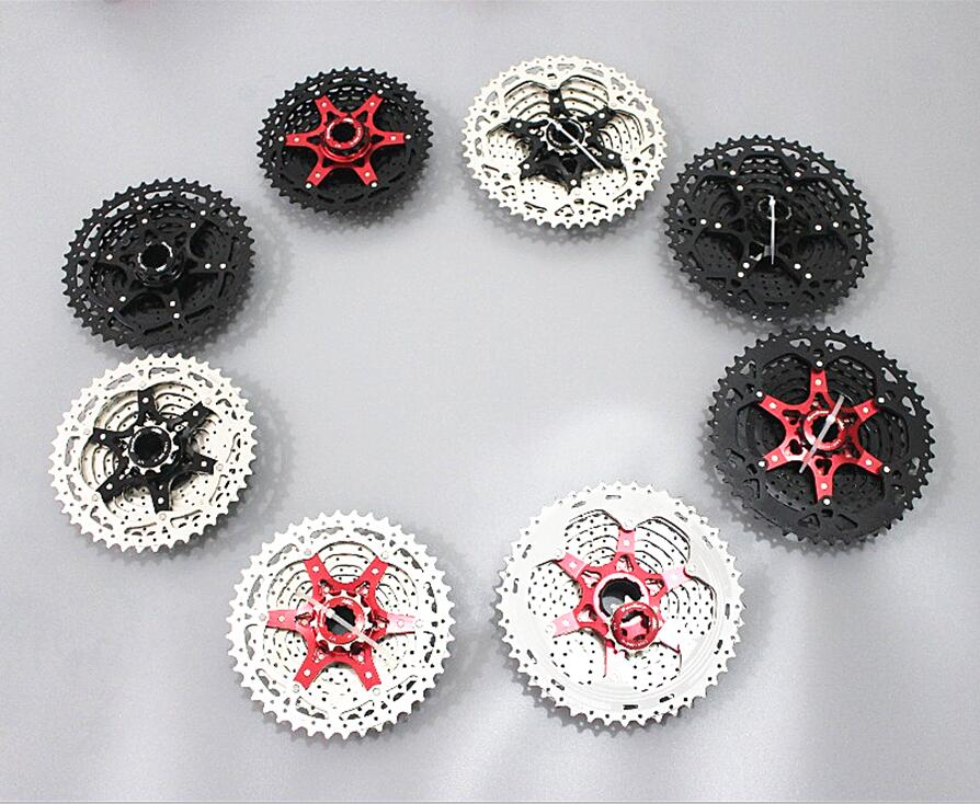 SunRace CSMS8 CSMX8 11 Speed Wide Ratio bike bicycle cassette Mountain Bicycle freewheel 11 46T 11