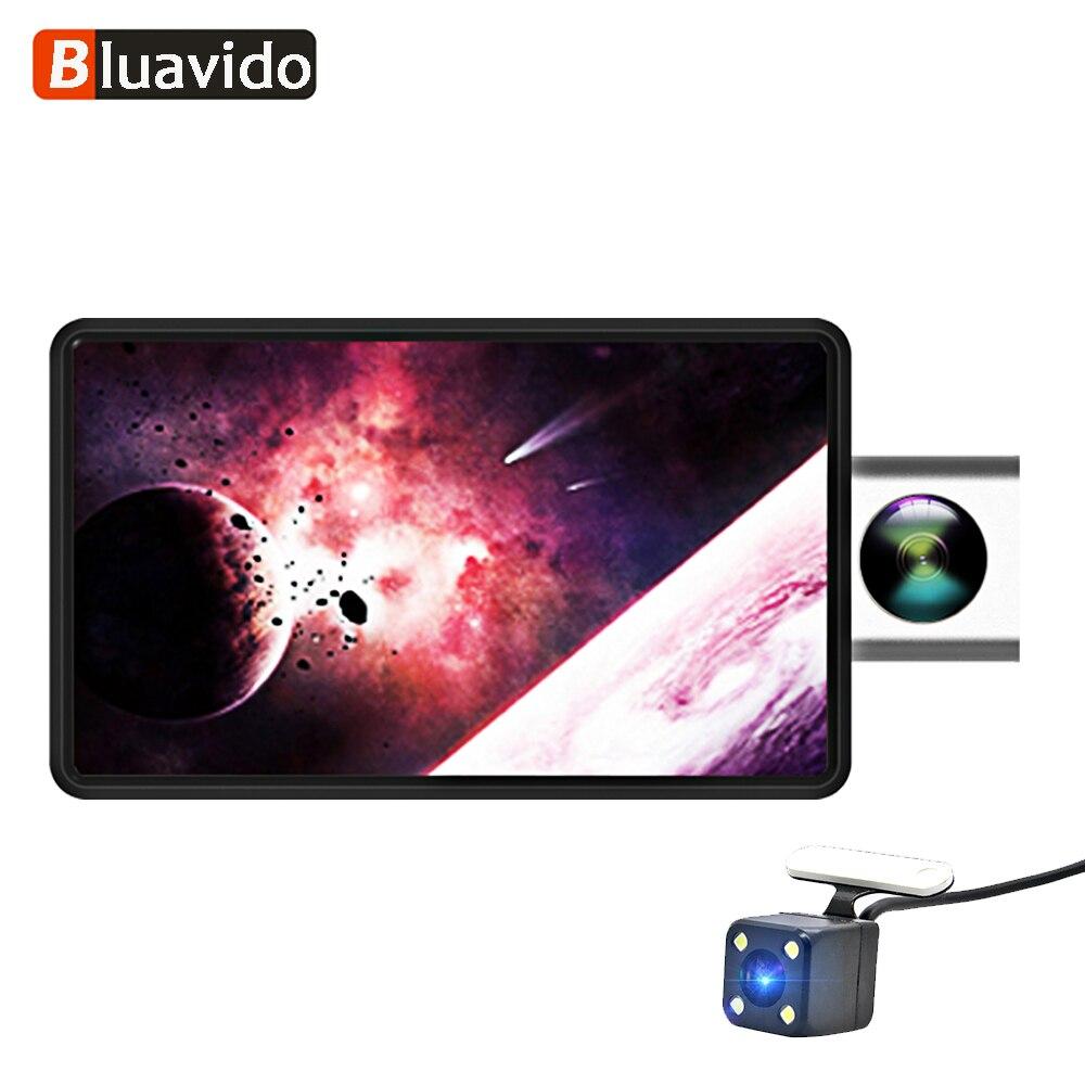Bluavido Registrator-Recorder Car-Dvr-Camera Gps Logger Video G-Sensor Night-Vision Auto