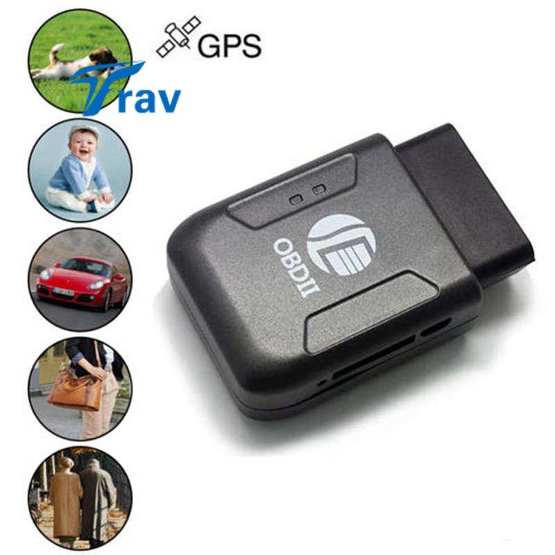 Mini Auto Obd Car Gps Tracker Obd Ii Gps Tracker Realtime Car Vehicle Gsm Gprs