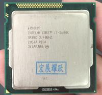 Intel Core i7 2600K i7 2600 К процессор (8 м Кэш, 3,40 ГГц) Quad Core Процессор LGA 1155 100% работает должным образом настольный процессор