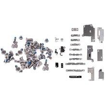 Ремонт запасных частей для iPhone 6 6p 6s 7 8 8 Plus держатель кронштейн крепления разделительная прокладка+ Полный Винты
