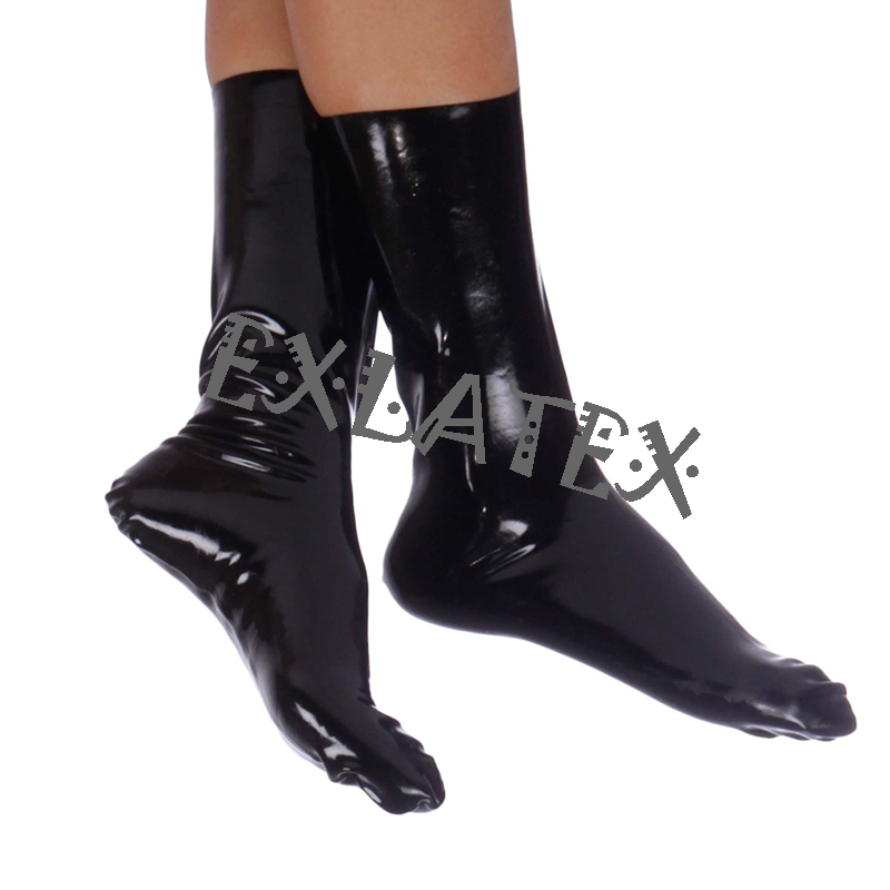 Latex Rubber Socks fashion for catsuit 0.4mm Meduim