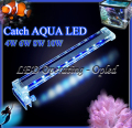 Super Crystal led aquarium light, Clip on led lamp led aquarium lighting fixtures for coral reef fish tank, Clip Tank led aqua