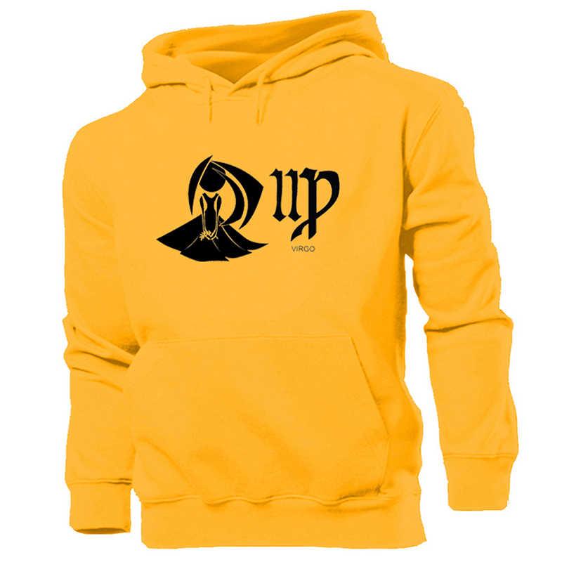 Leo Acquario Pesci Costellazione Virgo Linkin Park Chester Bennington del Modello delle Donne di Disegno Con Cappuccio Felpa Con Cappuccio Pullover