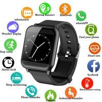 smart watch men women z02 waterproof clock interface smartwatch ecg ppg Fitness Tracker smart life watch for iphone android
