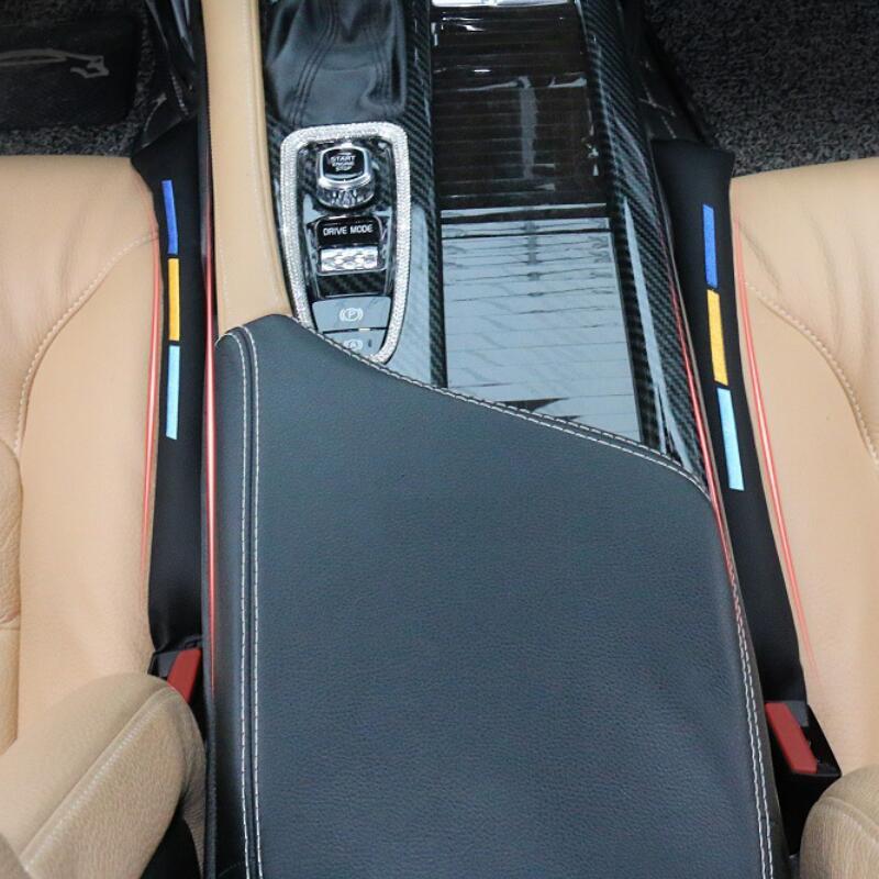 Para Volvo xc60 S60 s40 S80 V40 V60 v70 v50 xc40 c30 XC90 s90 v90 xc70 de asiento adaptado especial prueba de fugas macho estilo de coche 2 piezas