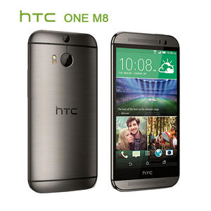 HTC ONE M8 DUAL Sim 16GB 2GB WCDMA/GSM/LTE Quad Core Refurbished Cell-Phone-5.0-Unlocked