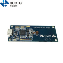Micro USB 13,56 МГц Мини NFC считыватель модуль ACM1252U-Z2