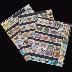 Lot 100 Pcs Butterflies and Mo