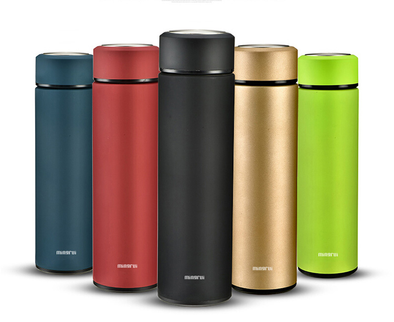 Small Thermos For Coffee The Table