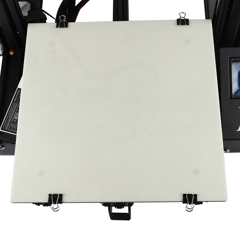 Image 5 - Newest Printer Hotbed Build Plate Mamorubot 3D Printer Polypropylene Build Plate For Ender 3/Geeetech A10 Printer-in 3D Printer Parts & Accessories from Computer & Office