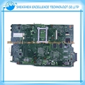 Para asus k50id k50ie k40ie k40id rev 3.0 laptop series chipset pm45 motherboard totalmente testado & funciona perfeito