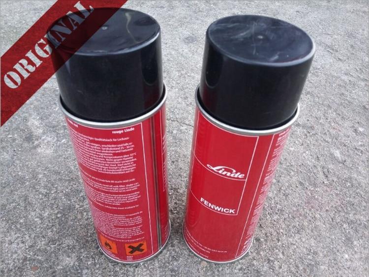 Linde Gabelstapler Teil Wartung Teile Rote Farbe Spray Kann Ral2002 400 Ml 7278375202 Elektrische Lkw 335 336 Diesel Lkw 350 351 Truck Truck Redtruck Parts Aliexpress
