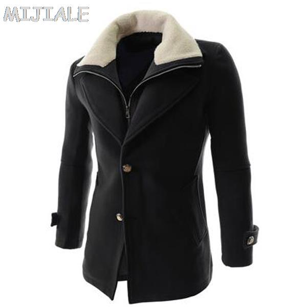 Online Get Cheap Mens Stylish Winter Coats -Aliexpress.com ...