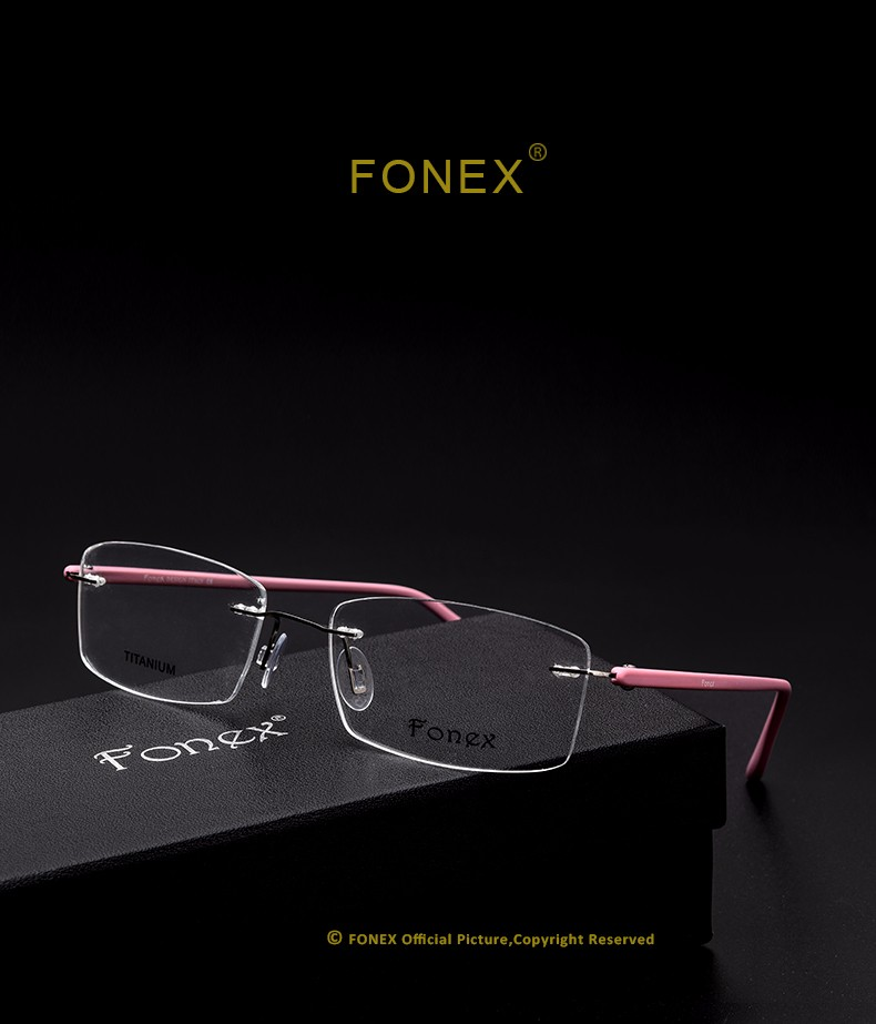 New-Fashion-Titanium-Myopia-Rimless-Glasses-Memory-Eyeglasses-Optical-Frame-TR90-Eyewear-Women-Brand-Designer-8201-FONEX_02