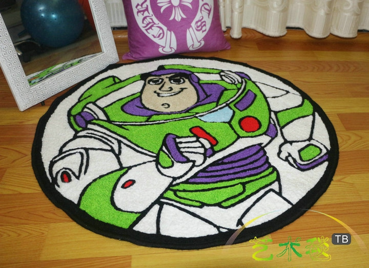 Toy Story Rugs Home Decors Collection