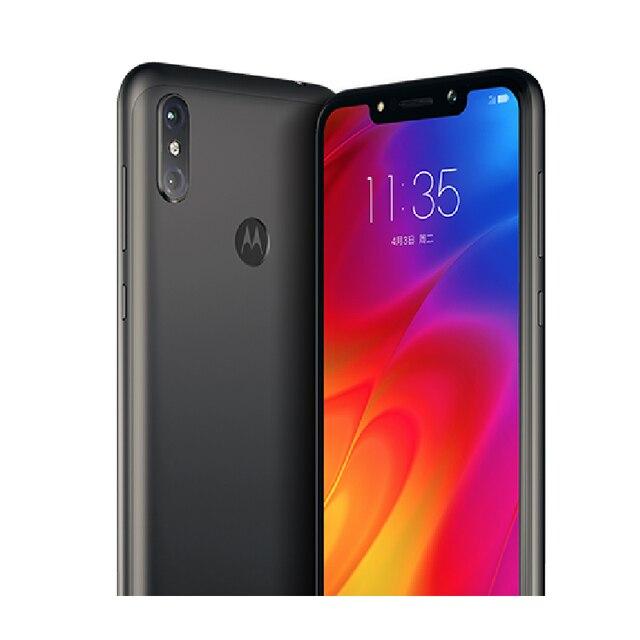 """Оригинальный Motorola MOTO P30 Примечание 4G LTE 6,2 """"смартфон 6GB6 4G B Snapdragon 636 Octa Core 16.0MP + 5.0MP отпечатков пальцев уход за кожей лица ID мАч"""