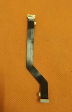 Б/у Оригинал плата для зарядного устройства USB к материнская плата FPC для HOMTOM HT10 MT6797 Helio X20 Deca Core, Размер экрана 5,5 «Бесплатная доставка FHD