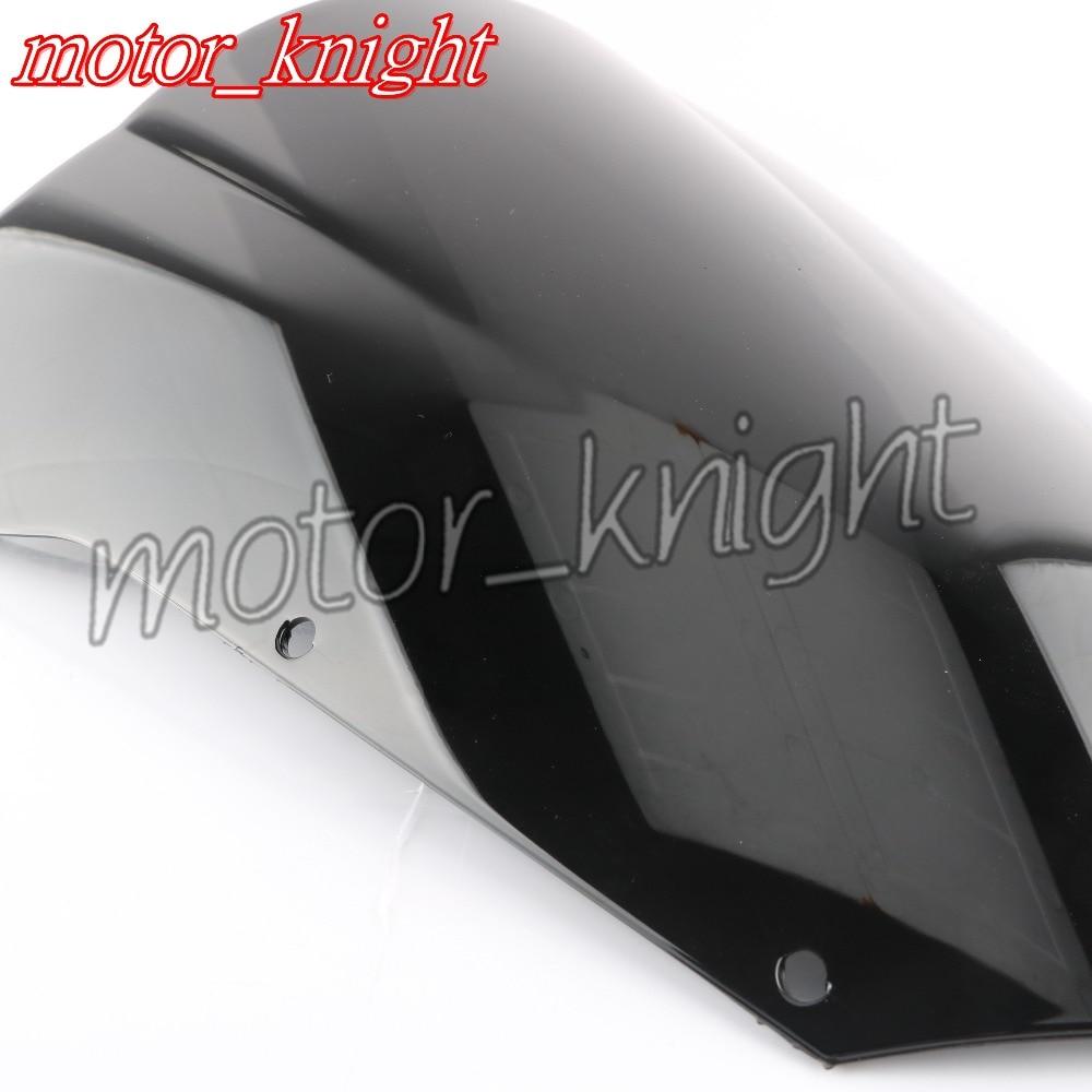 ABS Windscreen Double Bubble Windshield For YZF600R FZ1 FZ6 FAZER YZF R25 R3 US