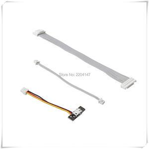 For DJI Phantom 3 Standard Repair Accessories 2.7K Camera Drone Part 81 Cable Set STA Replacement