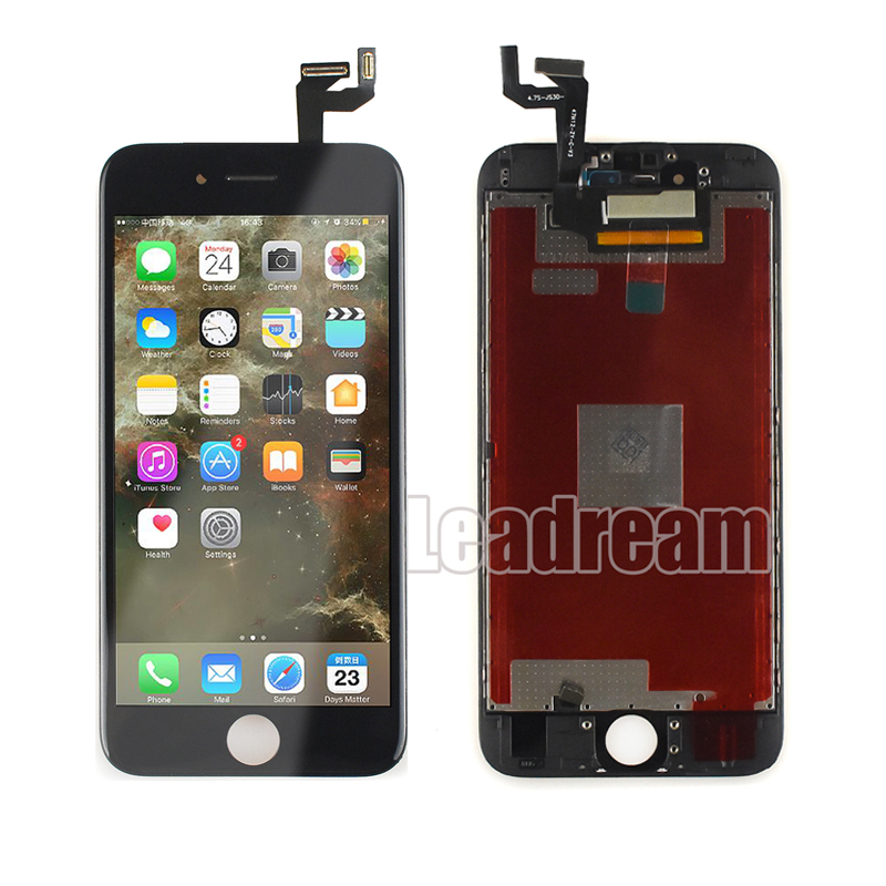 10PCS High Quality LCD Display Touch Screen Digitizer Assembly Replacement Parts for iPhone 6 6s Plus