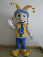 Hot Sale cartoon happy boy Mascot Costume For Halloween Party Christmas