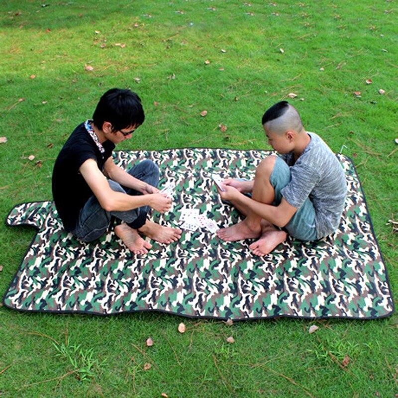 150*180cm Camouflage Picnic Mat, Camping Mat, Dampproof