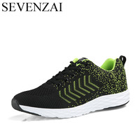 Fashion Men Casual Shoes Air Mesh Breathable Sneakers Spring Summer Outdoor Comfortable Male Footwear Designer Moccasins