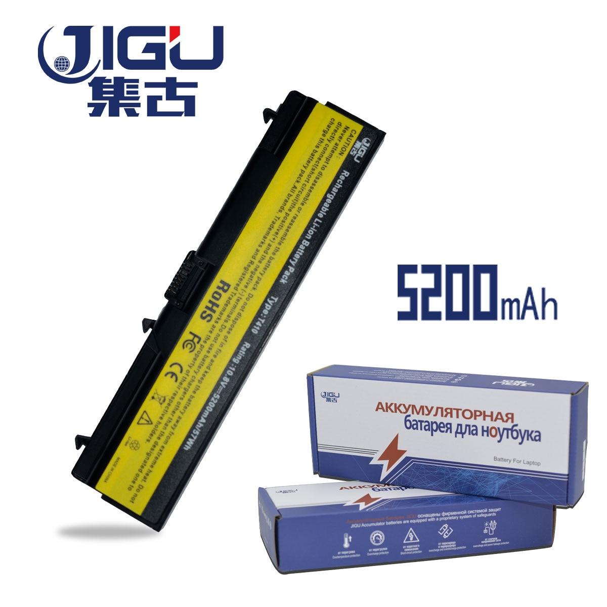Jigu Batterie Pour Lenovo Thinkpad Edge E40 E50 L410 L412 L420 L421 Keyboard T400s T410 T420 T510 T520 W510 X220 L510 L512 L520 W520