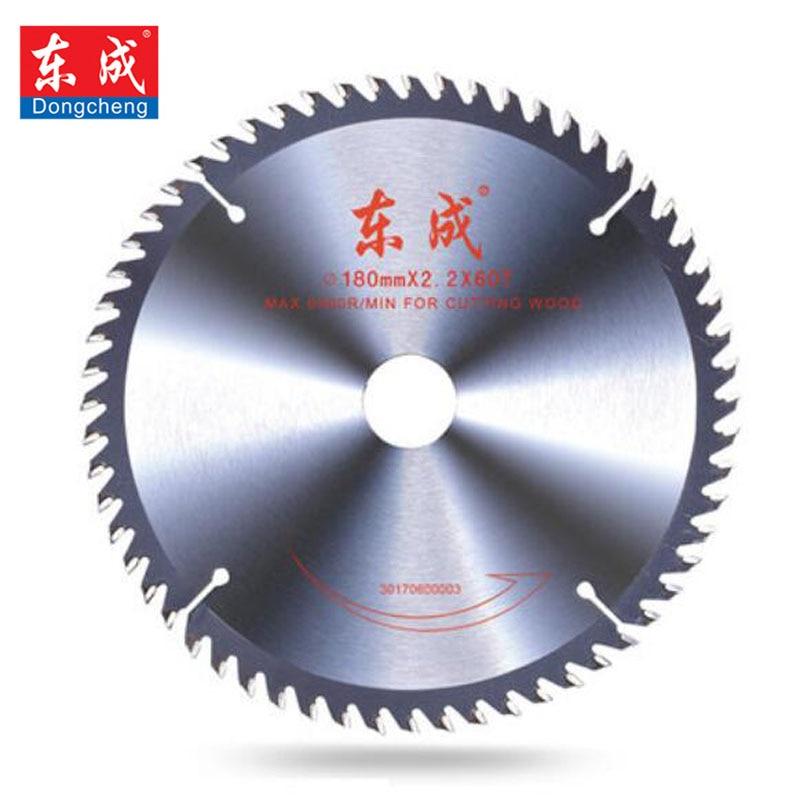 Dongcheng 7/ 9/10/12 Inch Wood Cutting Metal Circular Saw Blades For Tiles Ceramic Wood Aluminum Disc Diamond Cutting Blades
