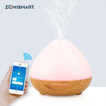 Humidificateur diffuseur vie intelligente App contrôle Wifi commande vocale maison intelligente...