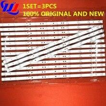 Nuovo 3 PCS 10LEDs 635mm striscia di retroilluminazione A LED per 32PAL535 LE32B310N LED315D10 07(B) 30331510219 LED315D10 ZC14 07(A) 30331510213