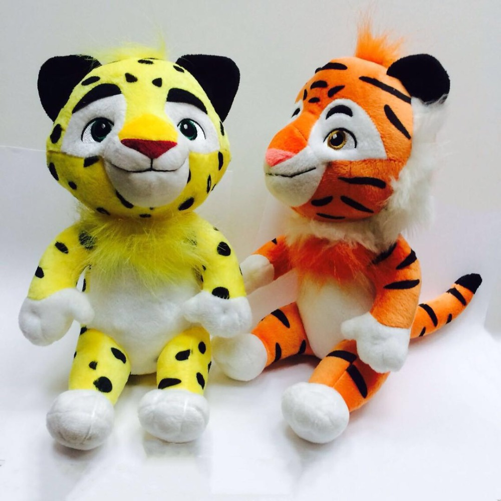 NEW Russian Cartoon For Children Birthday New Year Gifts For Girls Plush Toys Shipping From Russia
