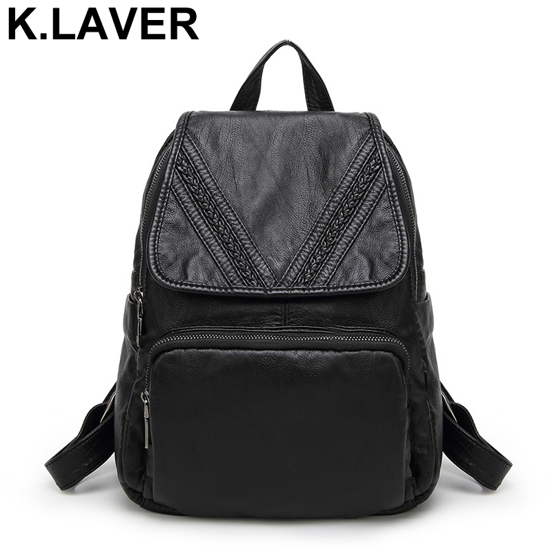 Women Genuine Leather Backpacks Shoulder Bag Female Travel School Bags Ladies Backpack for Teenage Girls Leisure Mochila Bookbag new arrival black genuine leather women backpack for teenage girls school bag fashion travel ladies shoulder bags bolsas mochila