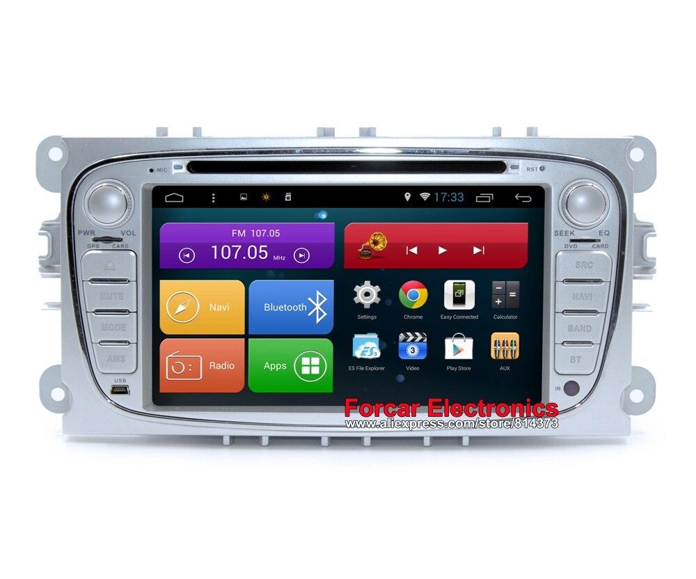 Aliexpress com acheter android voiture dvd gps pour ford focus 2 c max galaxy mondeo s max autoradio gps avec radio bt mirrior lien wifi 8 gb carte carte