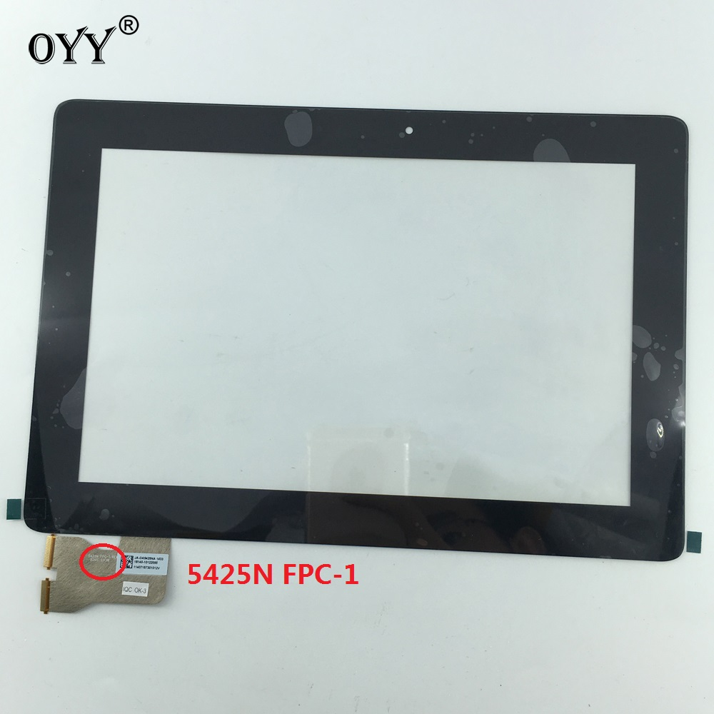 Touch Screen Digitizer Glass Replacement parts For ASUS MeMO Pad FHD 10 ME302 ME302CL ME302KL K005 K00A 5425N FPC-1 version original high quality black touch screen digitizer for asus memo pad fhd 10 me302 me302c k005 me302kl k00a 5425n fpc 1
