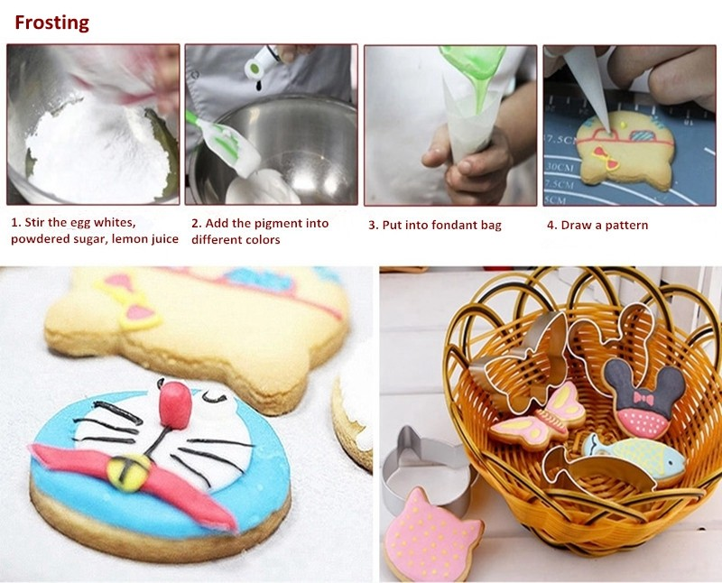 Fun Cartoon Feces Cake Cutter Biscuit Press Cookie Stamp Tools 3D Soap Molds Baking Accessories Stainless Steel Aliexpress