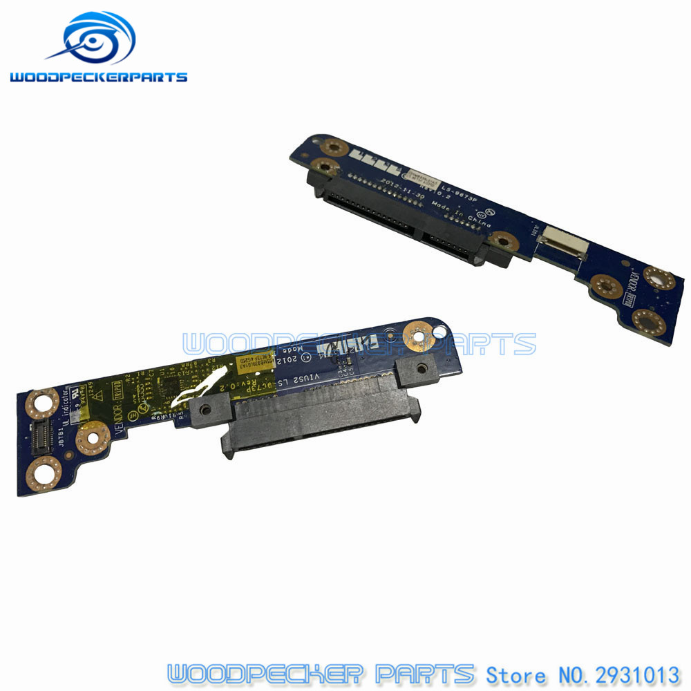 Original Laptop Hard Drive Connector FOR LENOVO S5 S531 s5-s531 HDD Hard drive board VIUS2 LS-9673P бештау диез т4 с 295 венге дуб сильвер