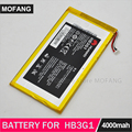 100% original built-in Tablet PC battery for huawei Mediapad 7 S7-601U/C/W S7-301W/U S7-931 HB3G1 HB3G1H battery free shipping
