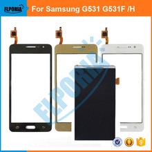 FLPORIA 1PCS New For Samsung Galaxy Grand Prime G531 G531F SM-G531F G531H Monitor LCD Display & Digitizer Touch Screen With Duos
