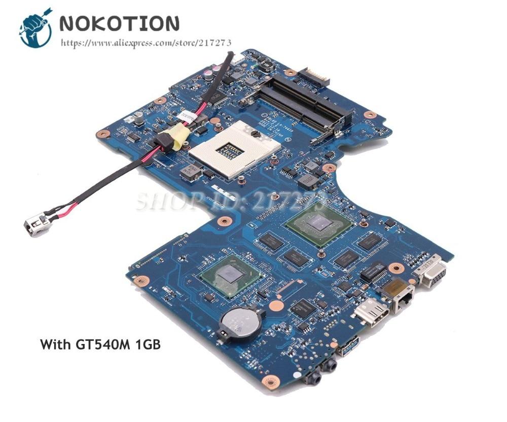 NOKOTION PC Motherboard For Asus K93S K93SV X93SV X93S MAIN BOARD PBL80 LA-7441P HM65 DDR3 N12P-GS-A1 GT540M 1gbNOKOTION PC Motherboard For Asus K93S K93SV X93SV X93S MAIN BOARD PBL80 LA-7441P HM65 DDR3 N12P-GS-A1 GT540M 1gb